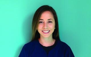 Catherine Palmeri top nurse in region