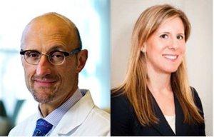 dr. wiliam regine and dr. elizabeth nichols
